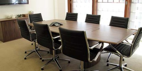 Boardroom And Meeting Tables HK Designs - 8 seater conference table