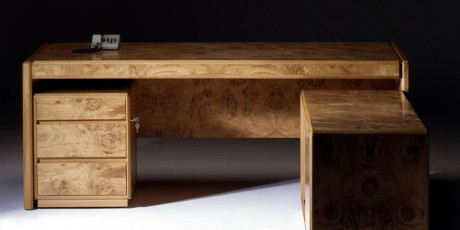 Burr Oak Desk1