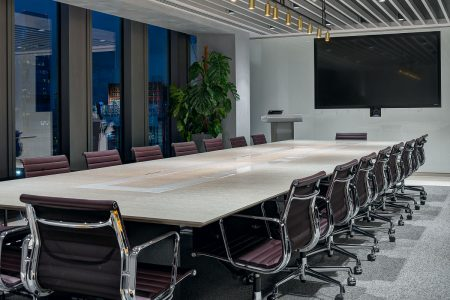 HK Boardroom Table