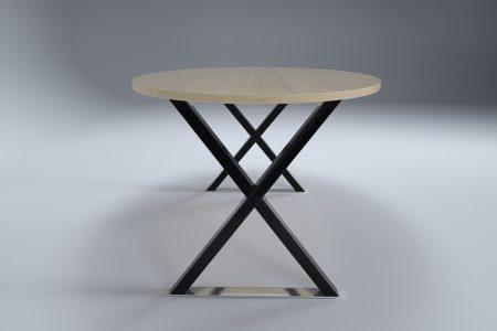 HK Oak meeting table